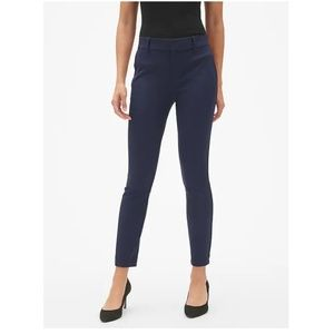 NWT Gap $70 Skinny Ankle Pants Blue Size 2 v438